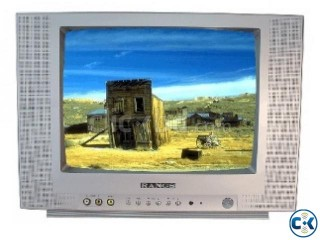 Rangs 14 inch Color TV For Sale - New