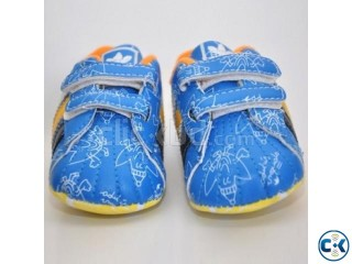 Adidas Baby Blue Shoes