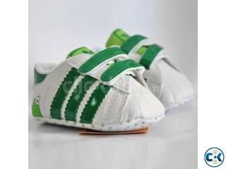Adidas Baby Green Keds