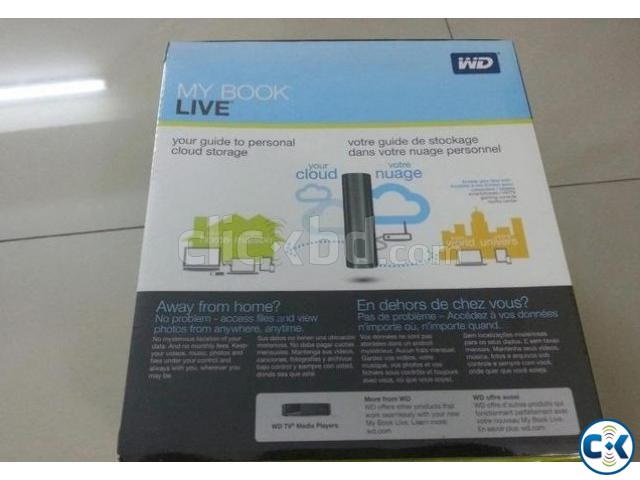 Original WD My Book live 3TB WiFi network NAS | ClickBD large image 2