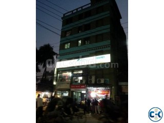 Big Space for Rent in Zindabazar Sylhet