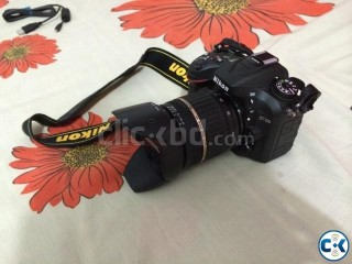 Nikon D7100 and Tamron 17-55mm f2.8 in Excellent Condition