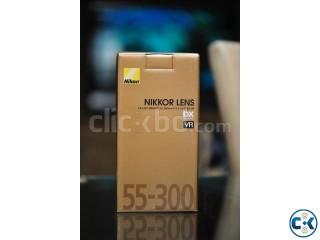 BRANDNEW NIKON 55-300MM VR LENS CAMERAVISION