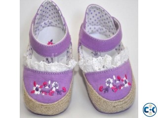Baby Ficcus Violet Blue Girl Shoes