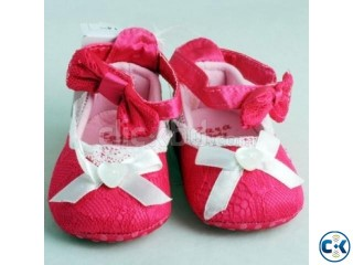 Zara Baby Pink Shoes