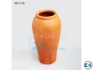 Soil Round Flower Vase