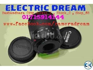Canon EF 28-90mm F 4-5.6 ultrasonic