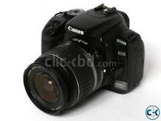 Canon EOS 400D DSLR Camera.incl28-80mm