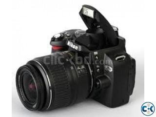 Nikon D3000 D3100 D40 D60