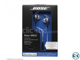 BOSE MIE2 MOBILE IN-EAR HEADPHONES.