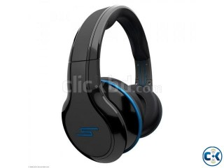 SMS STREET BY 50 OVER-EAR WIRED HEADPHONE WITH MIC - See mor