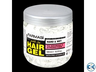 FARMASI HAIR GEL 500 ML Hard Wet