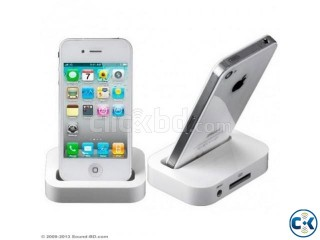 IPHONE 4 DOCK CHARGER