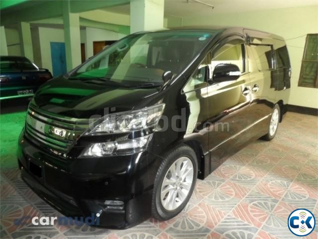 Luxurious Automobile Toyota Vellfire | ClickBD large image 0