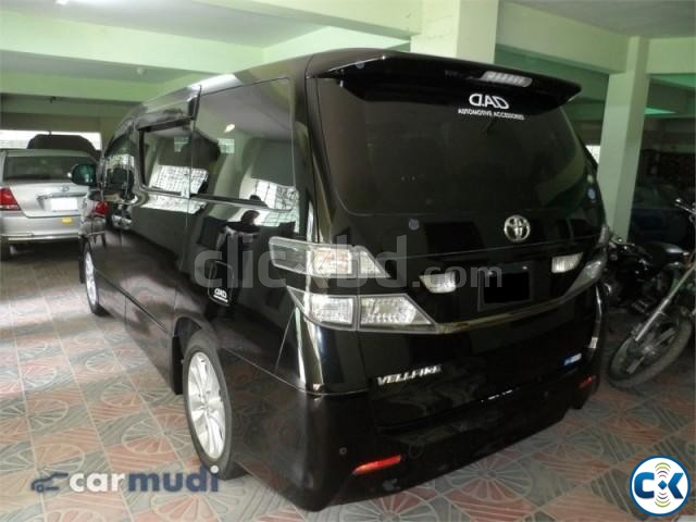 Luxurious Automobile Toyota Vellfire | ClickBD large image 1