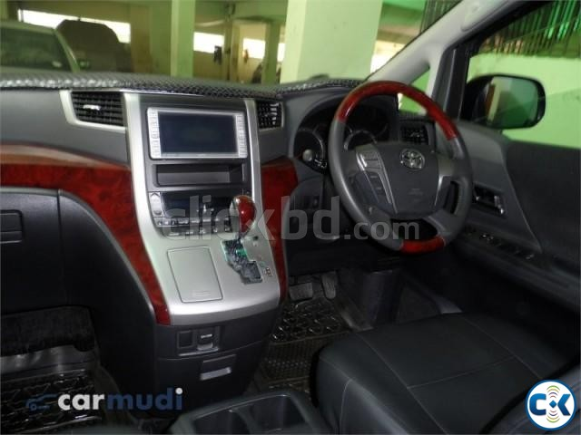 Luxurious Automobile Toyota Vellfire | ClickBD large image 2