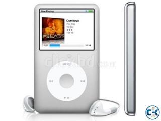 Urgent Apple iPod Classic 160 GB Silver