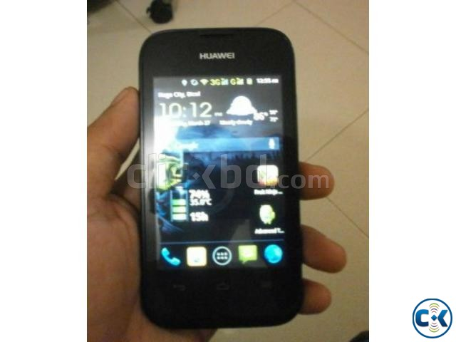 Huawei Ascend Y210 lowest 3G Android | ClickBD large image 0