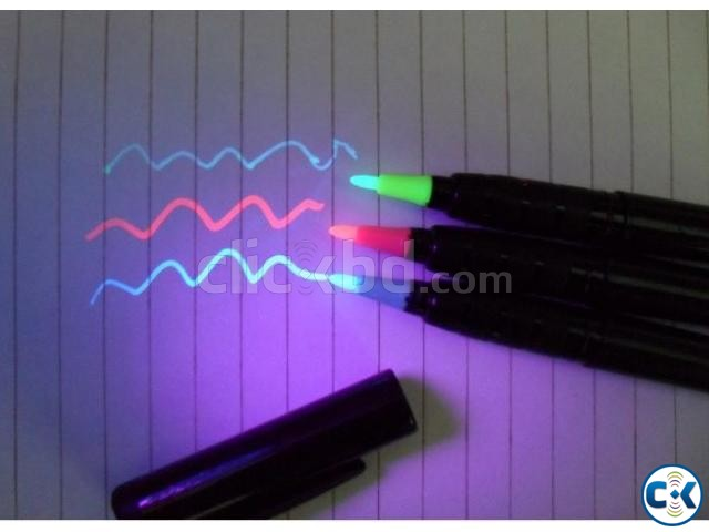 Invisible Magic Pen | ClickBD large image 1