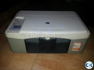 HP Deskjet Multifunction Printer ONLY 2000 TK