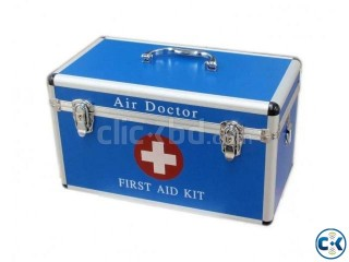 AIR DOCTOR FIRST AID KIT BOX