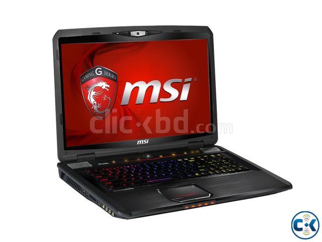 MSI GT702PE Dominator Pro Gaming Laptop | ClickBD large image 0