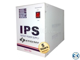 IPS 1000VA with Hamko Battery 5 yrs warranty