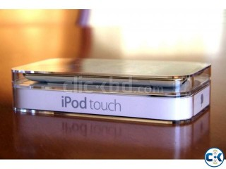 Ipod Touch With all Original accessories