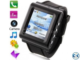 Aoke 912 Black GSM Watch Mobile Phone