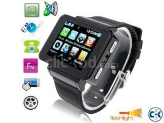 K1 Black Watch Mobile Phone