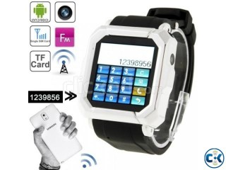 i900 Android Smart Watch Mobile Phone