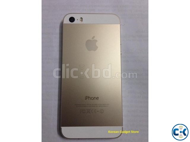 iPhone 5S King Clone Gold Color | ClickBD