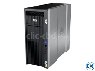 HP Z800 Workstation 12 core
