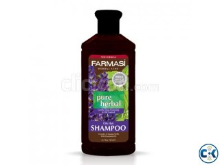 FARMASI SHAMPOO PURE HERBAL 700 ML Oily Hair