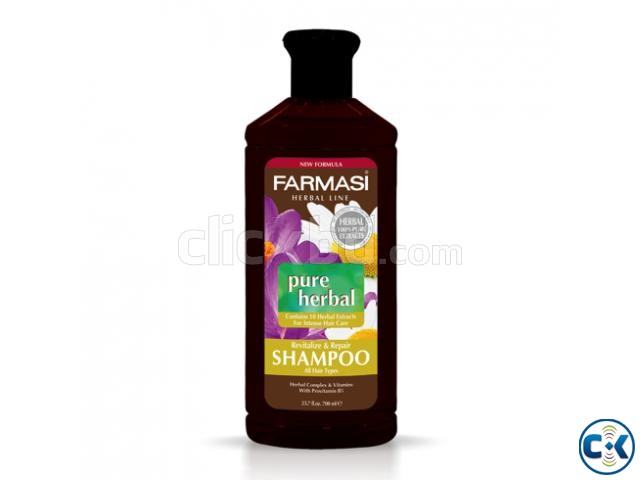 FARMASI SHAMPOO PURE HERBAL 700 ML Revitalize  | ClickBD large image 0