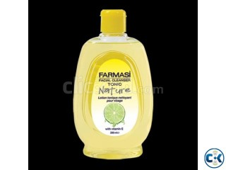 FARMASI FACIAL CLEANSER TONIC 280 ML Lemon