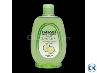 FARMASI FACIAL CLEANSER TONIC 280 ML Cucumber