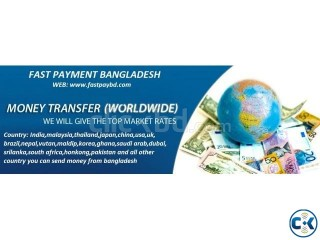 Send Money Bangladesh to Worldwide Any Country