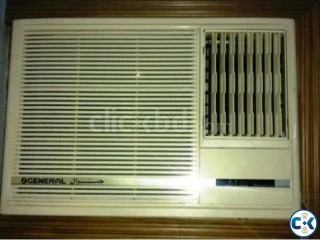 Genuine General Window Air Conditioner (1.5 Ton)