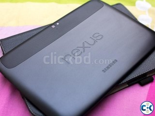 Google Nexus 10 made by Samsung