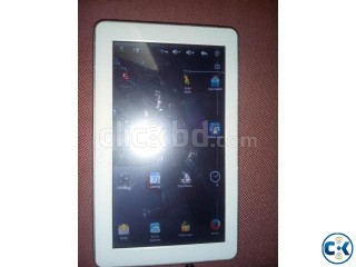 Intex Envy 7 8GB Tablet White