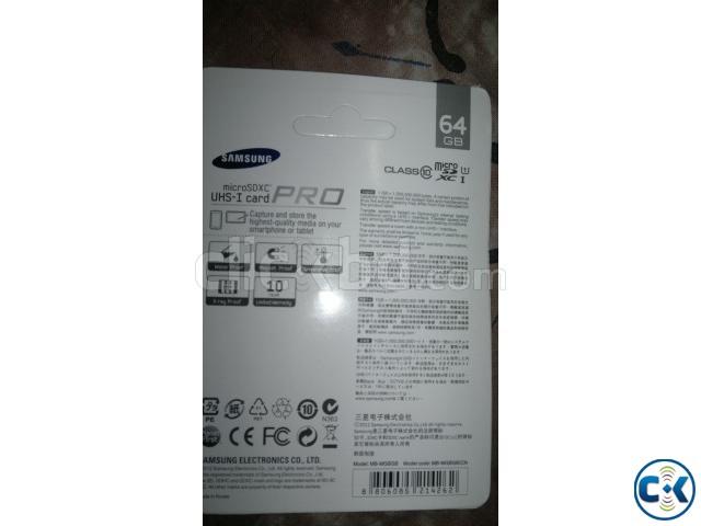 64 GB Micro Sd Memory Card | ClickBD large image 0