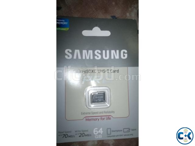 64 GB Micro Sd Memory Card | ClickBD large image 1