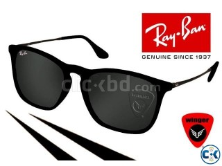 Ray-Ban Erica Sunglass 1 Matt Black