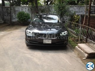 2010 BMW 520d...low mileage...excellent condition