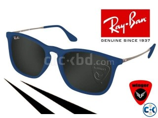 Ray-Ban Erica Sunglass 2 Matt Blue