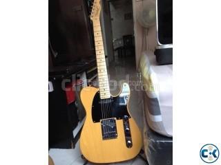 Fender American Deluxe Telecaster maple fretboard