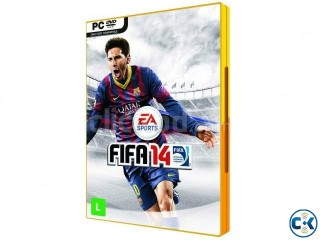 PC FIFA 14 Brend New With Pass Key by A.Hakim