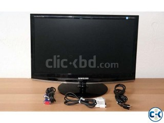 Samsung 22inc Hd Lcd Monitor with TV Card only For 10500tk