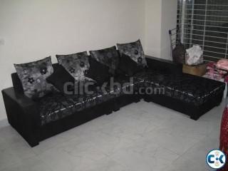 Good looking L Sofa set Model No SL25F7